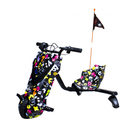 Scooter Boogie Drift Pro Bluetooth 15Km/h 3 Veloc. + Llave Party