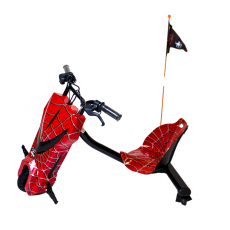 Scooter 3 vitesses Boogie Drift Pro Bluetooth 15 km / h + Clé Spiderman