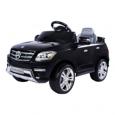 Mercedes Benz ML350 Electric Child Car (Licence officielle) Noir