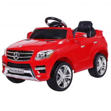 Mercedes Benz ML350 Electric Child Car (Licence officielle) Rouge