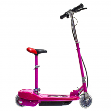 Patin Eléctrico CR-Byke Seat Rosa