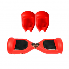 "Universal Protector Silicone Hoverboard 6.5 ""Rouge"